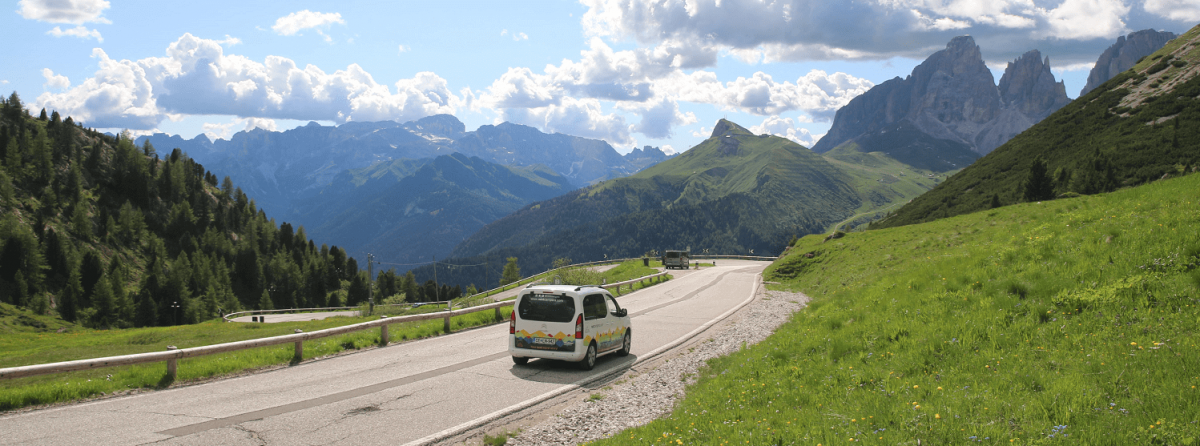 Camping and road trip Italy, guide to camping in Italy, Italy with a motorhome, camping rules italy
