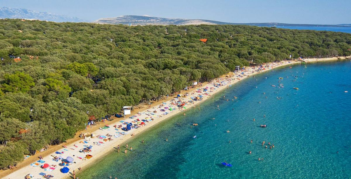Camping in Croatia is easy, useful information about camping, campervan trip Croatia.