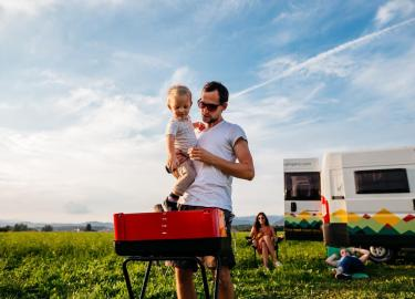 Family Camping experience