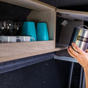 Nest Campers Coffee