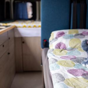 Stork Campervan Interior