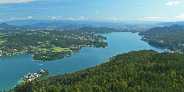 Rent a campervan from Klagenfurt, Austria.
