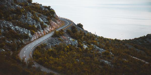 Taneli Lahiten Croatia Road